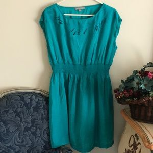Pretty in turquoise. From NY Collection Size M